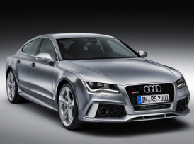 AUDI RS7 banner post